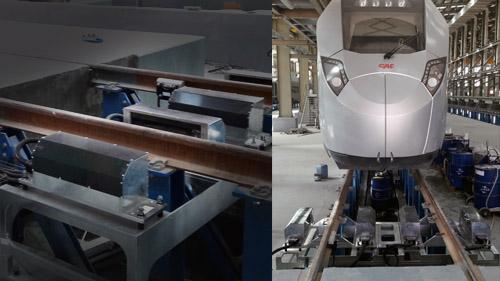 machine vision railway stt systems